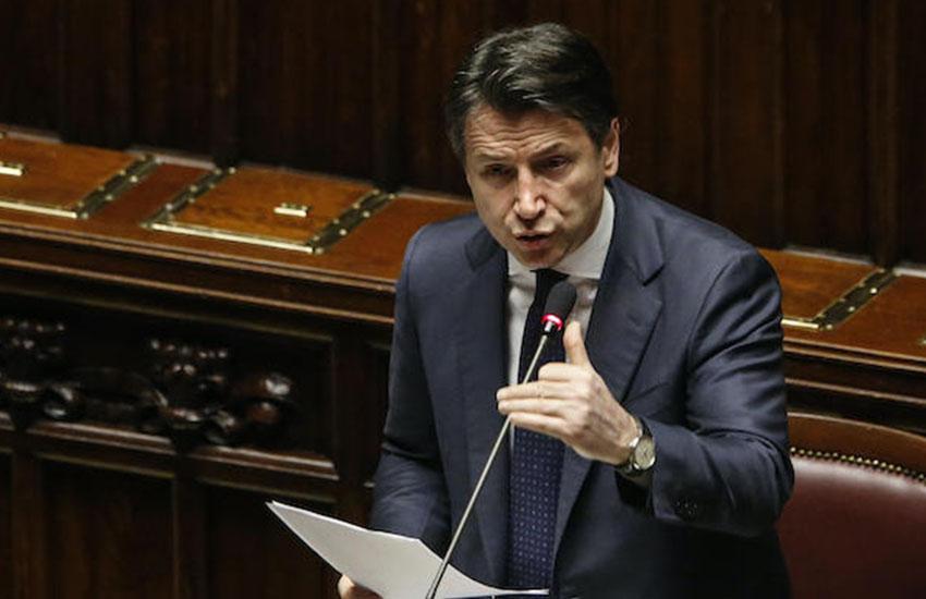Giuseppe Conte: nuova conferenza stampa per il premier
