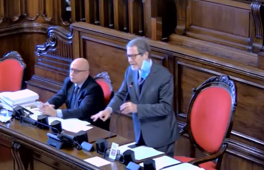 Musumeci a Conte: «Sui migranti la Sicilia non sia lasciata sola»