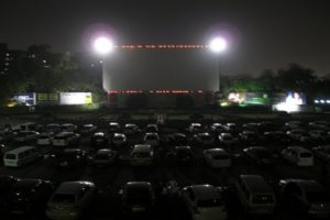 Benevento: cinema Drive In arriverà a piazza Cardinal Pacca
