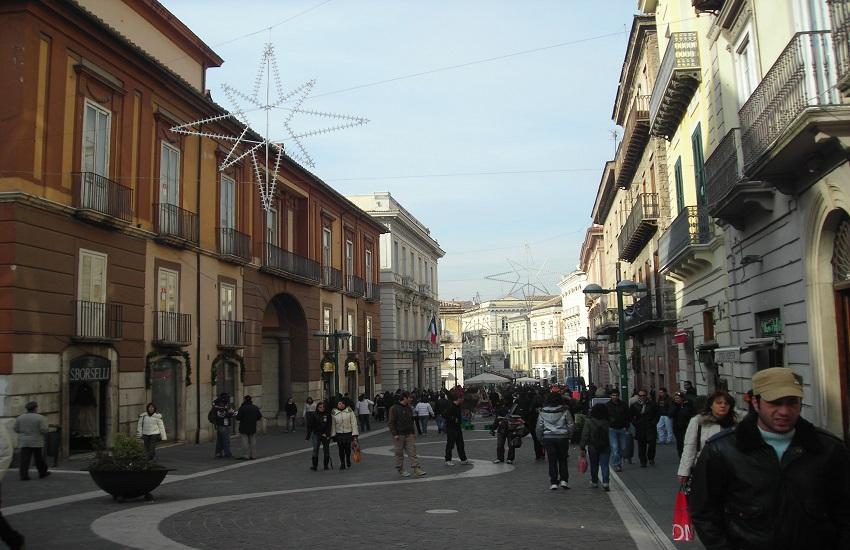 Benevento: tenta una rapina, marito della vittima lo blocca