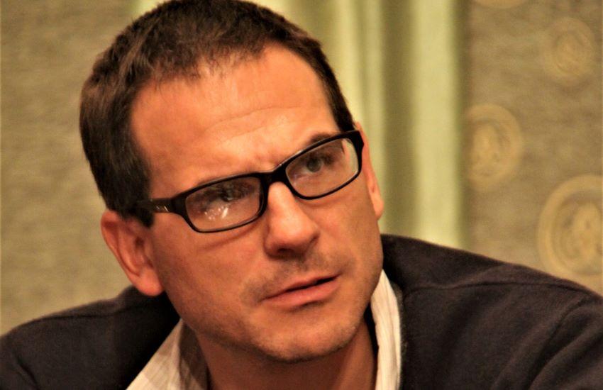 """Guglielmo Pispisa dalla New Italian Epic al """"giallo"""""""