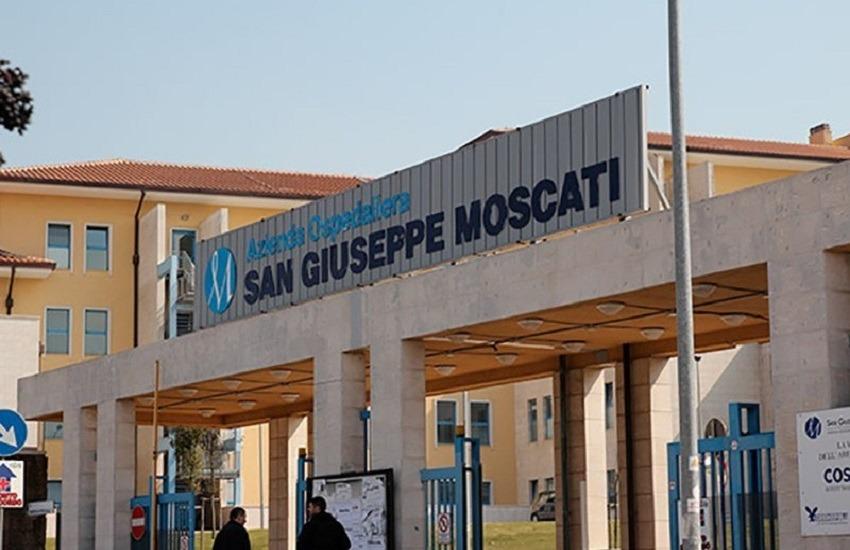Avellino – Resta intubato nel reparto Covid del Moscati il 69enne di Santa Lucia di Serino