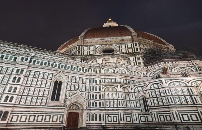 Festa della Repubblica, Firenze si illumina con il tricolore