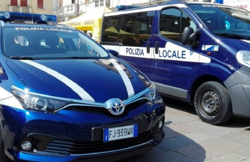 Asolo, due nuovi agenti di Polizia locale