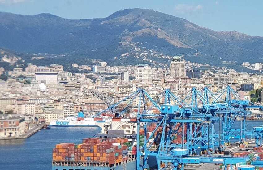 Porto di Genova: l'economia del mare prepara il rilancio