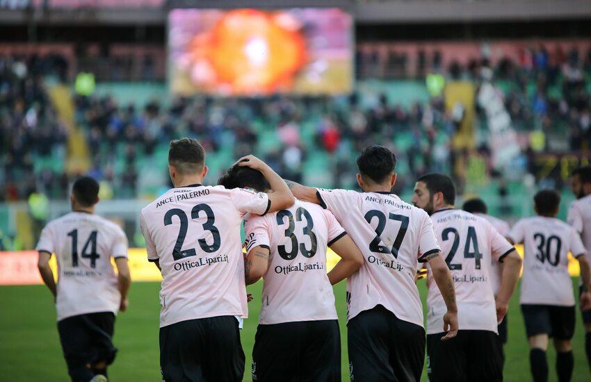 Il Palermo è promosso in serie C
