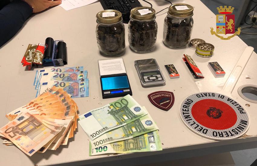 Treviso, 25enne arrestato per spaccio di droga