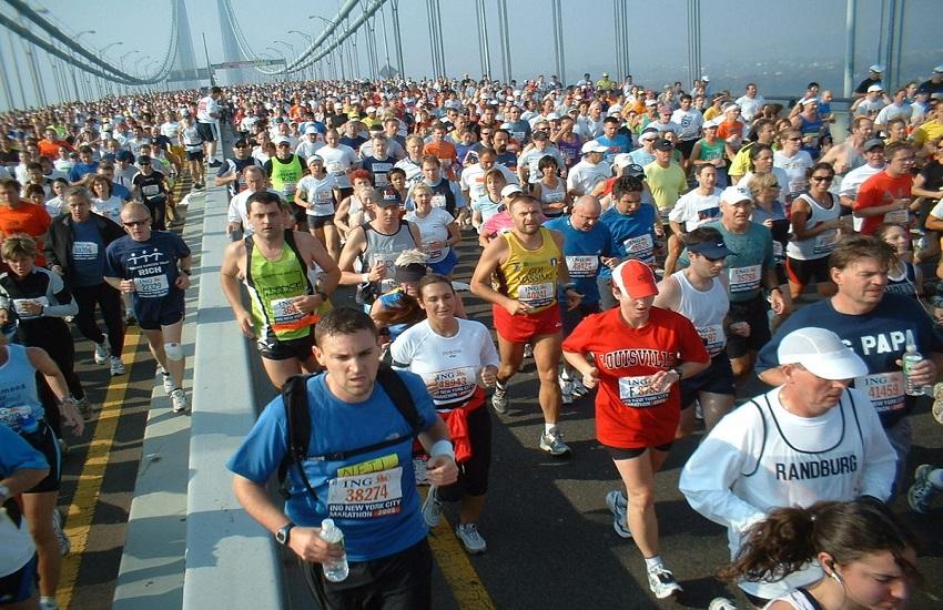 Maratona di New York cancellata per colpa del coronavirus