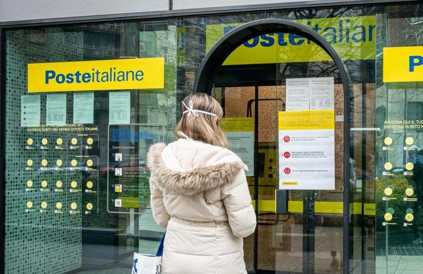 Poste, riapertura pomeridiana per gli uffici di Latina, Castellonorato e Priverno