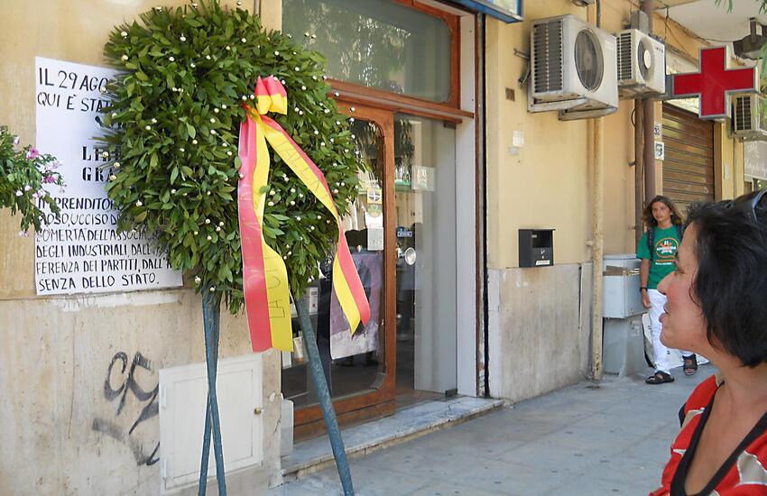 29 agosto, si ricorda Libero Grassi a Palermo