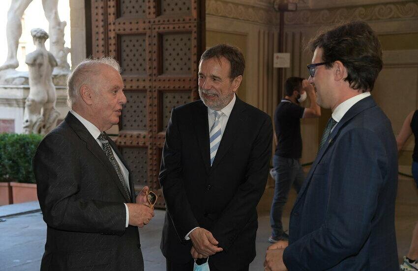 Laurea honoris causa a Daniel Barenboim