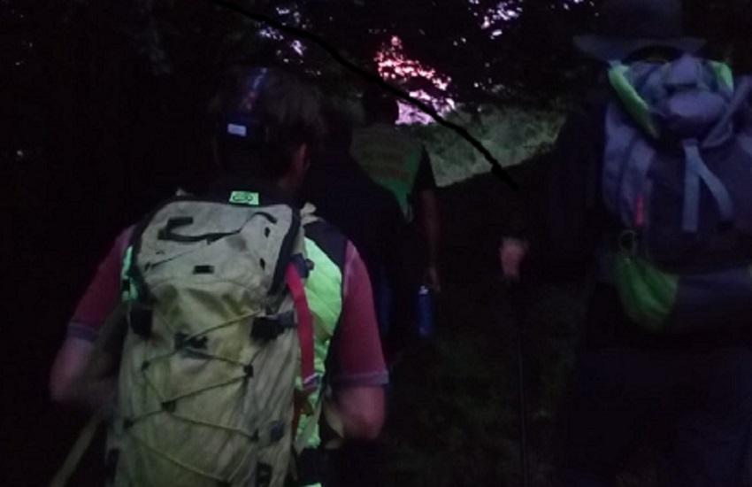 Escursionisti abruzzesi in difficoltà a monte Morrone: individuati dai soccorritori