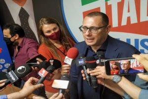 Forza Italia e regionali, passo indietro polemico di Cesaro