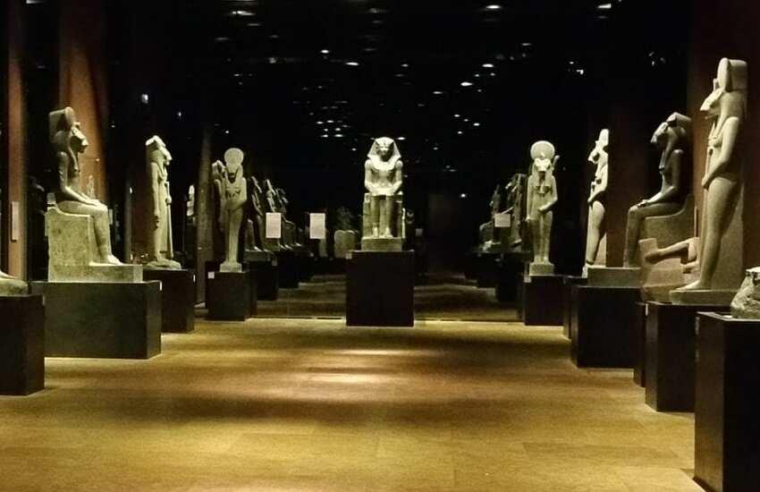La Maglia Rosa fa tappa al Museo Egizio di Torino