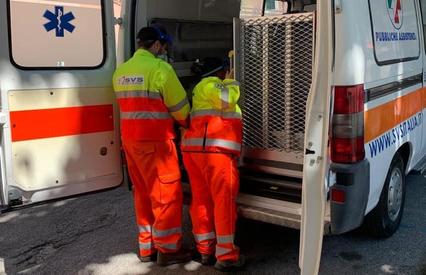 Bagnante in difficoltà: interviene il soccorso Acquatico dei Vigili del Fuoco