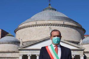 De Magistris lancia la candidatura di Clemente a sindaco di Napoli, ma arriva il no dello zio Sandro Ruotolo