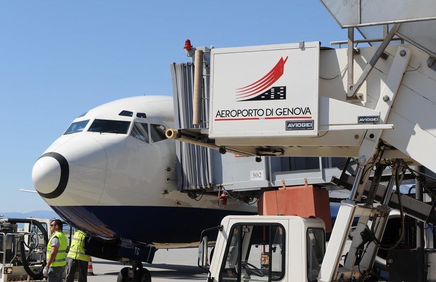 Alitalia, torna il Genova-Roma in giornata