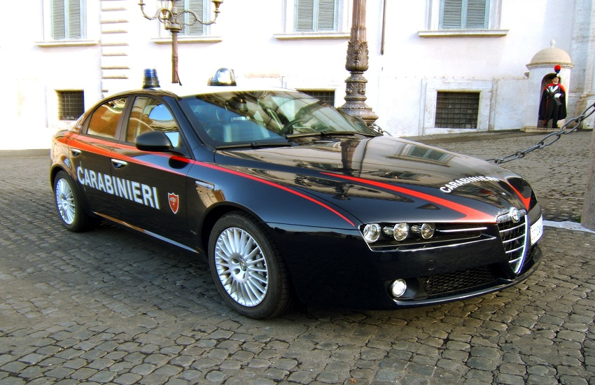 Benevento: 55enne arrestato per spaccio in via Pietro Nenni