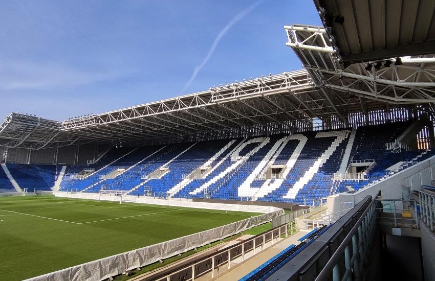 Bergamo, Gewiss Stadium: al via lavori tribuna UBI