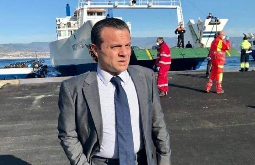 Messina, ordinanza anti-Covid del sindaco