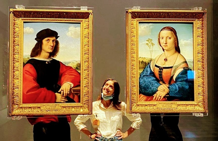 Uffizi superstar, superati i 500.000 follower su Instagram