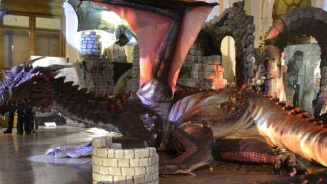 Mythos creature fantastiche tra scienza e leggenda al Museo Doria