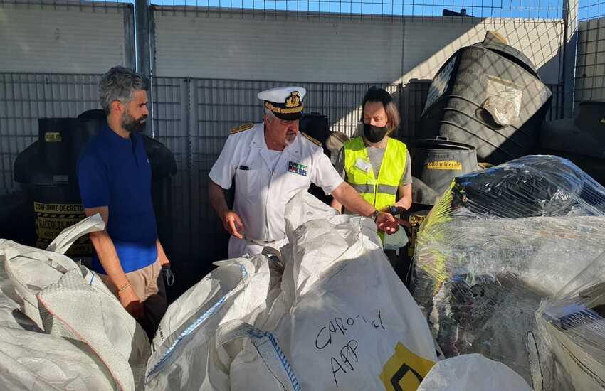 """Ecoballe, il sindaco Ferrari: """"Incredibile l'assoluto disinteresse delle istituzioni fino a un anno fa"""""""