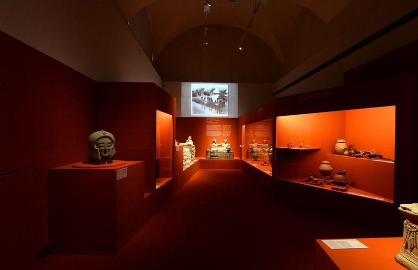 Mostra 'Etruschi. Viaggio nelle terre dei Rasna': informazioni per le visita