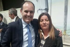 Daniela Bordo commissario FI di Tarquinia