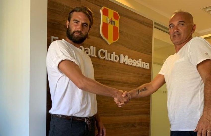 Il bomber non si tocca: Paolo Carbonaro rimane al FC Messina