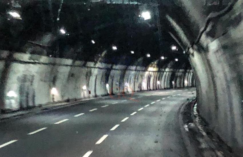 Autostrade: chiusa la A10 tra Aeroporto e Pra' per seri difetti alla galleria Provenzale