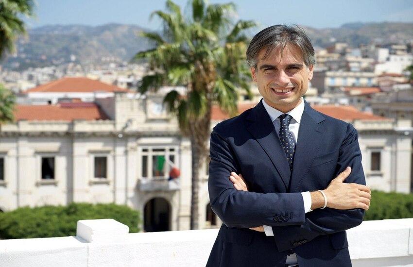 """""""Buon anno Reggio Calabria"""": gli auguri del sindaco"""
