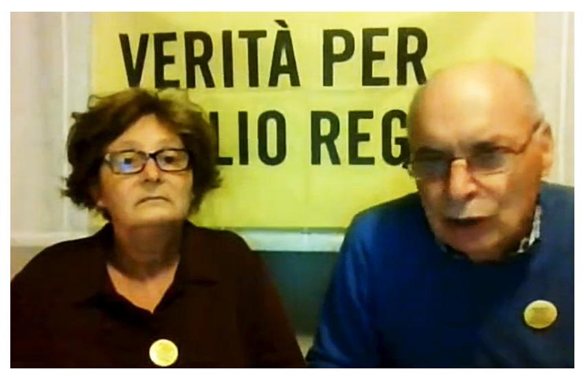 I genitori di Giulio: 'Lo Stato italiano ci ha tradito'