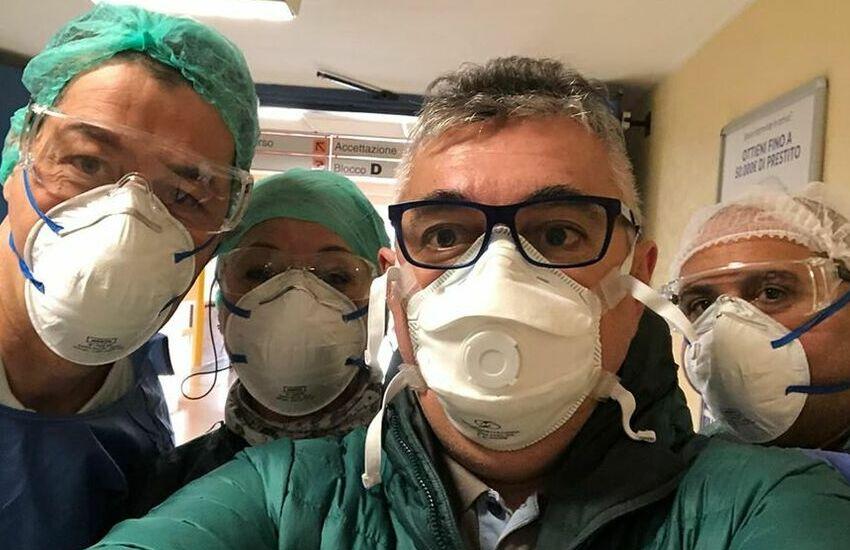 Brindisi, Francioso: fuori dall'incubo Covid grazie alla terapia del plasma