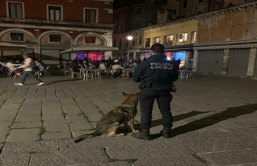 Polizia Locale ferma pusher 24enne