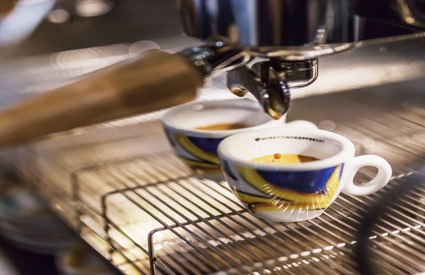 Il rito del caffè, Morettino a sostegno dei bar del cuore