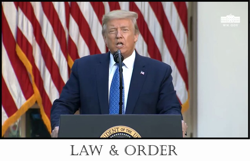 """LAW and ORDER"""