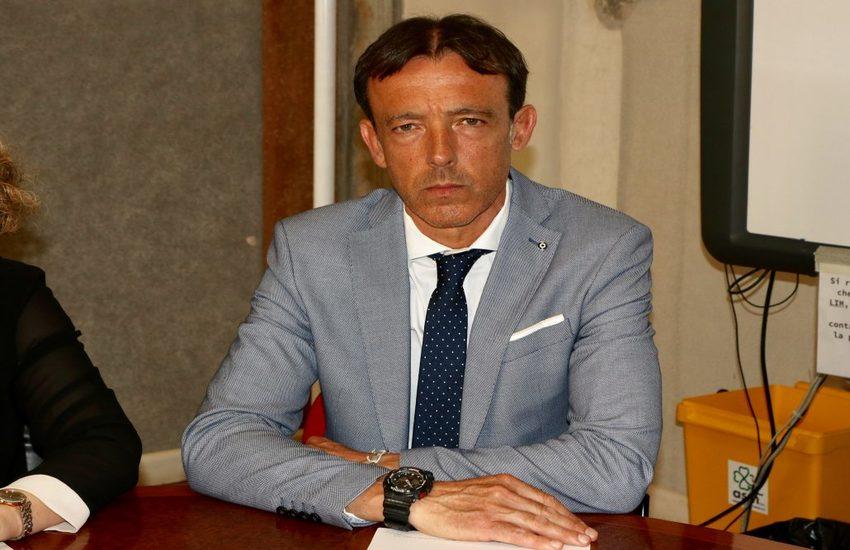 Luca Vannucci di nuovo assessore allo sport