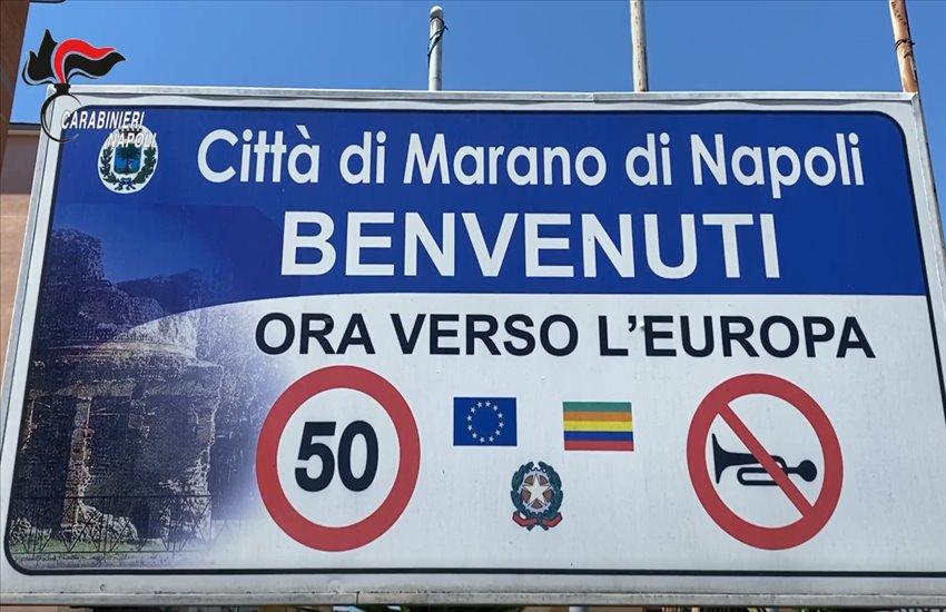Marano, maxi-operazione dei carabinieri: gestivano un giro di droga con piazze statiche e dinamiche (VIDEO)