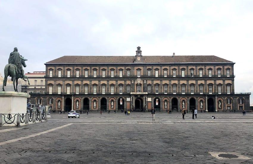 Napoli, riapre palazzo Reale