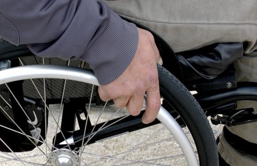 BG, ripartiti ieri servizi per i disabili