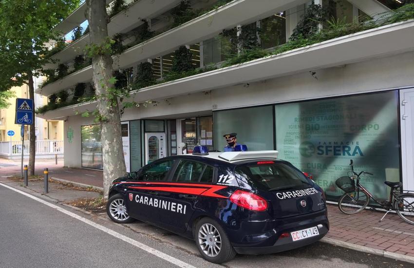Rapina ad una farmacia del bolognese: individuato il colpevole