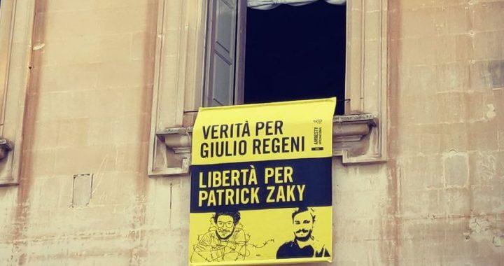 Patrick Zaki, la città di Lecce gli riconosce la cittadinanza onoraria