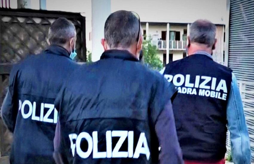 Polizia di Stato: rintracciato e arrestato a Roma uno degli spacciatori dell'Aquila