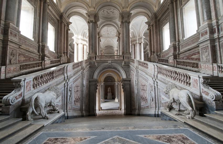Reggia di Caserta, nuove relazioni tra territorio e patrimonio