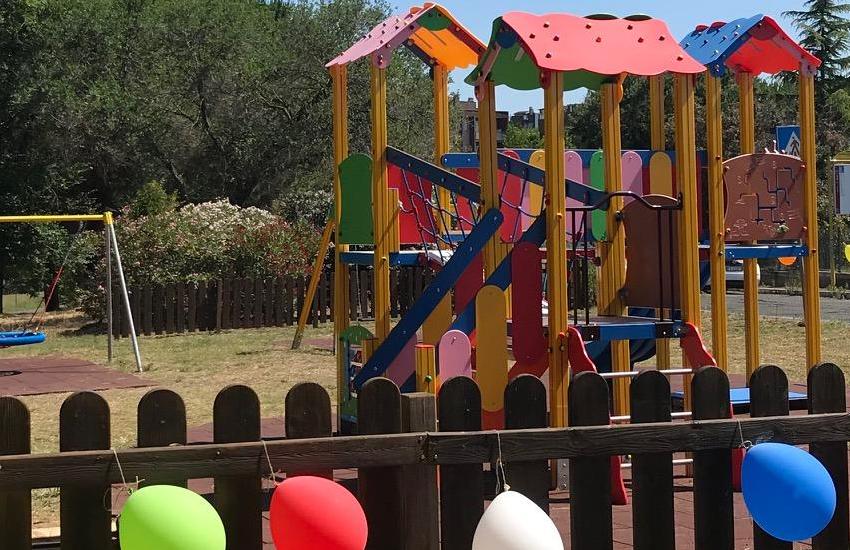 Dedicato alle vittime del razzismo il nuovo parco inaugurato nella zona di Dragoncello