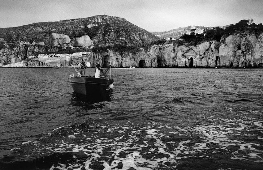 Il maestro di fotografia Giuseppe Leone dedica un portfolio a Sorrento