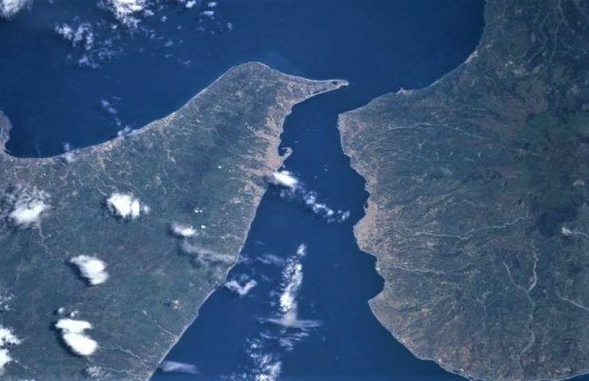 L'attraversamento stabile dello Stretto una priorità per la Regione Calabria