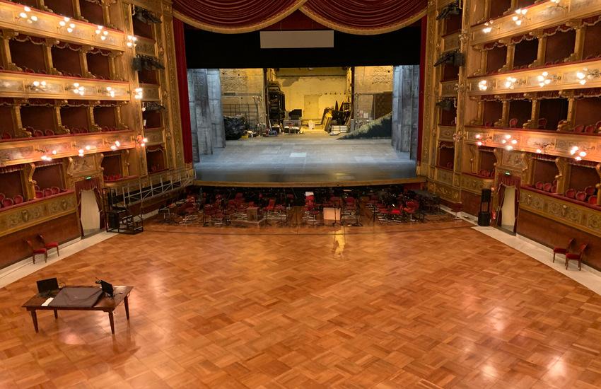 Riccardo Muti torna al Teatro  Massimo di Palermo
