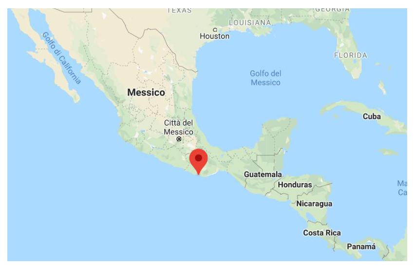 Messico: forte scossa di terremoto. Magnitudo 7.4.
